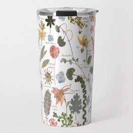 Collectors Garden Sketchbook Travel Mug