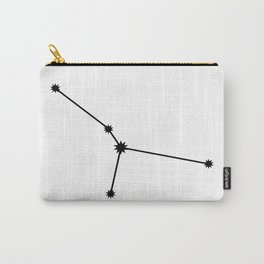 Cancer Astrology Star Sign Minimal Carry-All Pouch