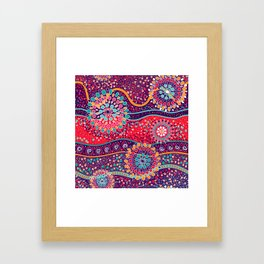 Australia Patten 02 Framed Art Print
