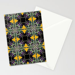 Kaleidoscope in Bloom Stationery Cards