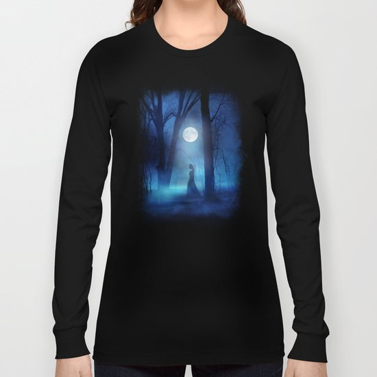 Dressed In Black Long Sleeve T-shirt