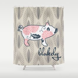 blakely Shower Curtain