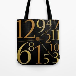 Live For The Moment Tote Bag