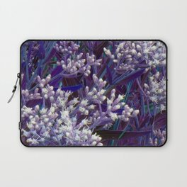 Bunches of Tiny Flowers Laptop Sleeve
