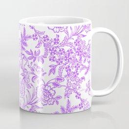 Radiant Orchid Tea Reversed Coffee Mug