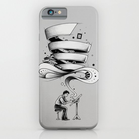 Creative flow iphone ipod case by enkel dika society6 for Creative iphone case ideas