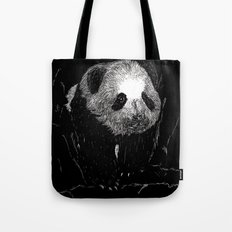 Grin, Bear it Tote Bag