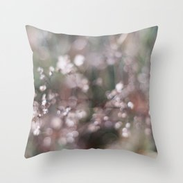 weed2 Throw Pillow