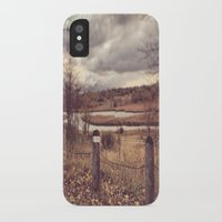 river iPhone & iPod Cases featuring River by Anthony Londer