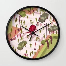 Monster Wall Clock