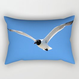 Ocracoke Seagull 2 Rectangular Pillow
