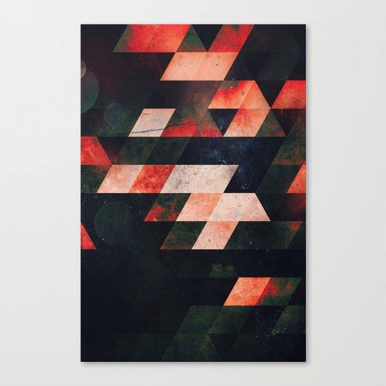gryyt yskype Canvas Print