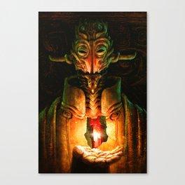 Scavenger Heroes series - 9 Canvas Print