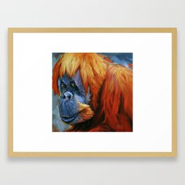 Josie Framed Art Print