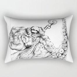 What's a Hipster? Rectangular Pillow