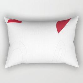 I Love Cats... Rectangular Pillow