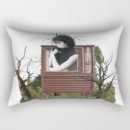le reste de ta vie(island edition) Rectangular Pillow
