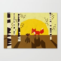 For you! Canvas Print