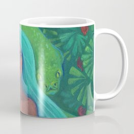 Eve and Serpent Coffee Mug