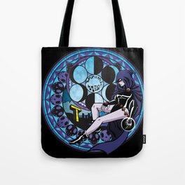 Raven's Birth by Sleep Tote Bag