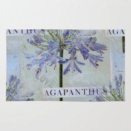 Agapanthus Rug