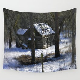 In my dreams... Wall Tapestry