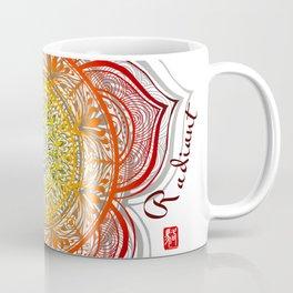 Mandala - Radiant Coffee Mug
