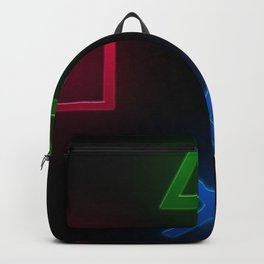 Node of game console Backpack