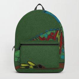 Veiled Chameleon Backpack