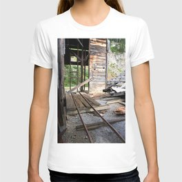 Exploring the Longfellow Mine of the Gold Rush - A Series, No. 8 of 9 T-shirt