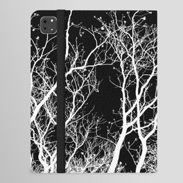 Branching Out In Light And Dark iPad Folio Case