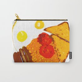 I'm single and I can make full English Breakfast. Carry-All Pouch