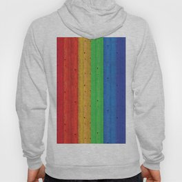Colours Of The Rainbow Hoody