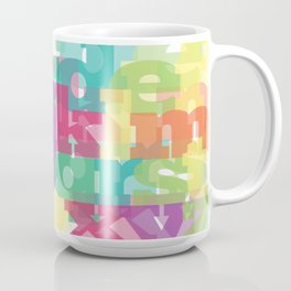 ABC  Coffee Mug