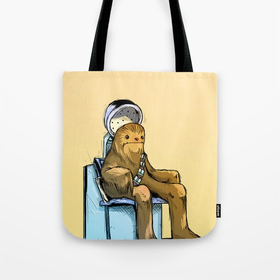 Beauty Salon Tote Bag