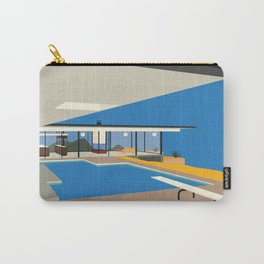 The Stahl House Carry-All Pouch