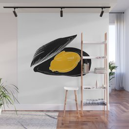 mussel for friends Wall Mural