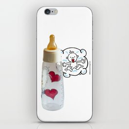 Baby DIDI iPhone Skin