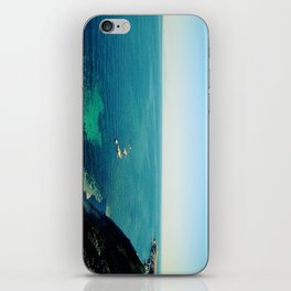 DEEP BLUE SEA iPhone Skin