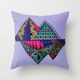 pop up! Throw Pillow