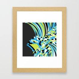 Enjoy the Ride Framed Art Print