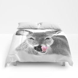 DEER LICK Comforters