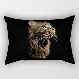 Cosmo In Profile Rectangular Pillow