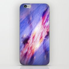 Sunset Swirl iPhone & iPod Skin