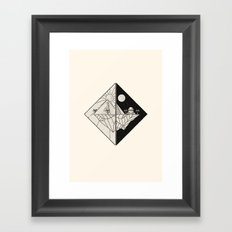 Magicians of the Gods Framed Art Print