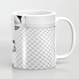 Hoping Fences Coffee Mug
