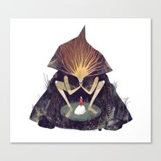 Forest Lord Canvas Print