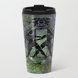 Gemini Astrology Travel Mug