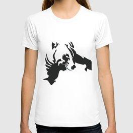 Left Eye Wolf T-shirt