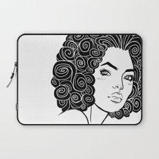 Curly Solonge Laptop Sleeve